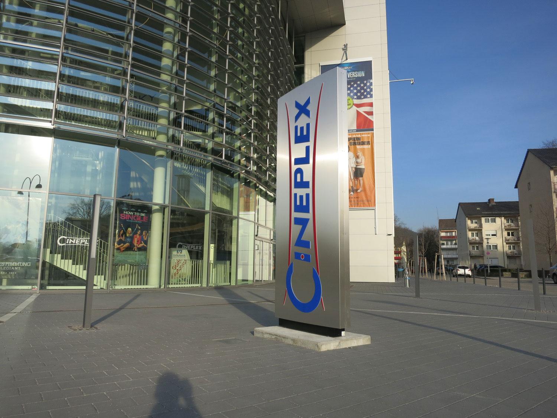 Cineplex Kino Baden Baden