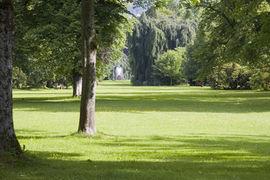 The Lichtentaler Allee is an unique park in Baden-Baden.