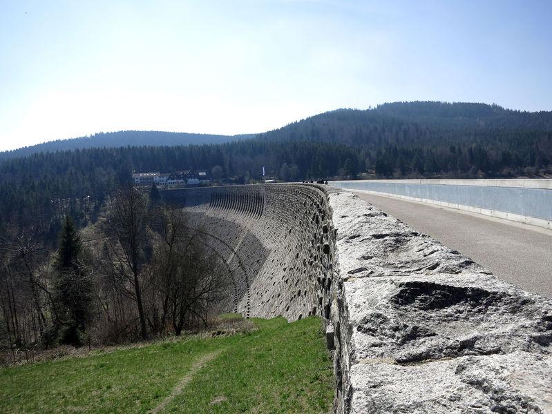 Schwarzenbachtalsperre