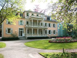 The Stadtmuseum documents the history of Baden-Baden.